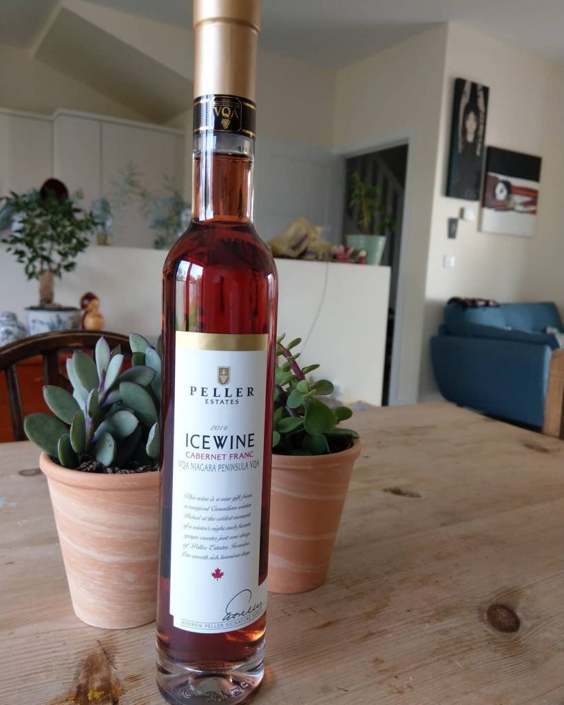 What is Ice Wine