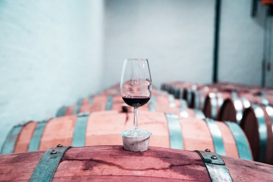 All You Need to Know About Oak Wine Barrels